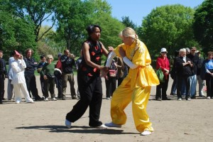 World Tai Chi Day-Central Park